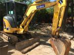 Used Komatsu PC30 Crawler Mini Excavator 3D84-IB engine 4T weight  with Original Paint
