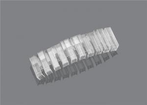 China Small Polystyrene / Nylon Injection Molding , Prototype Plastic Molding Led Plastic Cover on sale