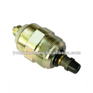China Fuel cut solenoid Isuzu 4FE1(Z-8-94242-275-0) for forklift on sale