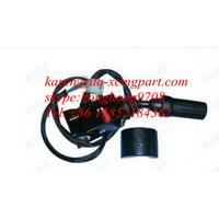 The shift lever 0501209951 CAT ZL XCMG