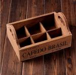 2015 NEW!Zakka wooden box for storage boxes bins desk organizer wood cabinet products
