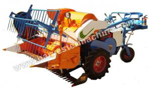 China Driving Type Small Rice Combine Harvester For Sale on sale