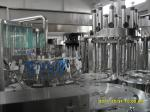 Electric Stainless Steel Peach Juice Filling Machine for Beverage Packaging 3 in 1 hot filling