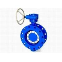 "A216 WCB Double Eccentric Wafer Butterfly Valves S960 DN100 4"",cast steel"