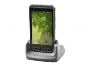 China 2D Handheld PDA mobile phone Device Support WIFI Bluetooth 4G Mini Barcode Scanner on sale