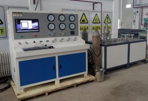 China Computerized Safety valve pressure test bench DN32-DN150 30Mpa on sale