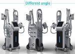 amazing results 1 month -15~5 celcius 4 handpieces cryolipolysis cold body sculpting machine