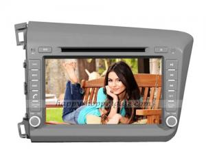 China Honda Civic 2012 Android Autoradio DVD GPS Digital TV Wifi 3G on sale