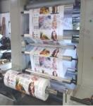 Four Color Flexographic Printing Machine to be made to order for Printing Shopping Plastic Bag Model No.YT-4600