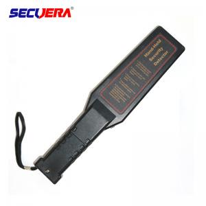 China 270G Weight Handheld Metal Detector Wand For Timber Inspection Nails GC1002 For Security Checking on sale