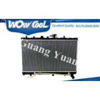 2003 - 2005 Hyundai Car Radiator With Excellent Heat Dissipation Performance