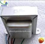 EF 25 high frequency ferrite core flyback transformer UL certificated