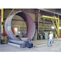 China L'acier a forgé des rouleaux de plat pour la chaudière, industrie chimique/roulement de cylindre on sale