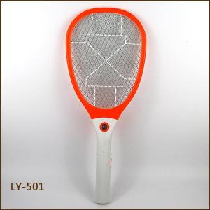China Mosquito Swatter/Electric Mosquito Killer And Fly Swatter operated by battery wholesale on sale