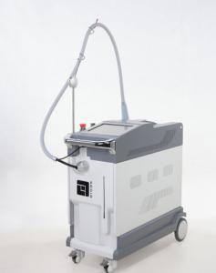China Ce Approved 1064nm Nd Yag Laser Hair Removal Machine 80kg In Gray Color on sale