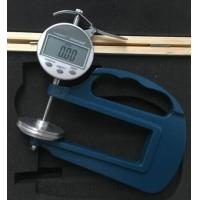 Sponge Thickness Gauge, Digital Soft Foam Thickness Tester, Low Cost Ultrasonic Thickness Gage RFT102