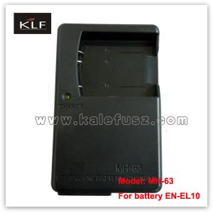 China Digital Battery Charger MH-63 For Nikon Battery EN-EL10 on sale