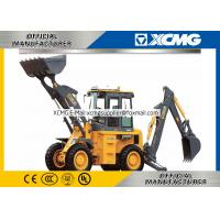 XCMG official original WZ30-25 cheap backhoe loader brands backhoe loader spare parts
