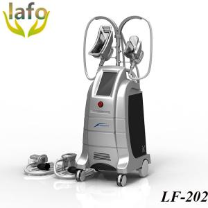 China User manual cryolipolysis for fat freezing slimming machine on sale