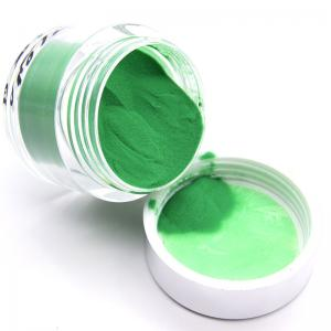 China Crystal clear color Nail Glaze Powders Acrylic Nail Dipping Powder Frosted Colors Nail Infiltration on sale