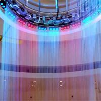 Internal Classic Digital Water Curtain Fountain With CE ISO RoSH Certification