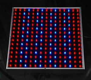 China 450lm 14W indoor led grow lights panel systems AC90 - 240V for greenhouse lighting on sale
