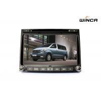 Hyundai H1 2015 Touch Screen GPS Navigator Support USB SD WIFI Bluetooth MUSIC