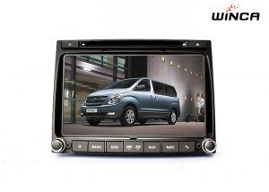 China Hyundai H1 2015 Touch Screen GPS Navigator Support USB SD WIFI Bluetooth MUSIC on sale