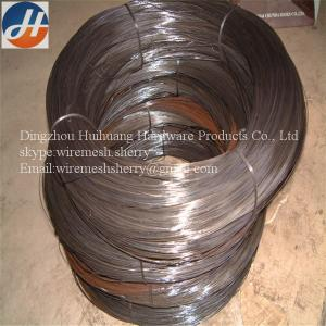 China Soft Black Annealed Wire (Factory Price) on sale