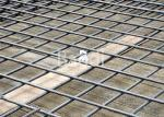 Thread Bar Steel Reinforcing Wire Mesh Welded 200 X 200 Mm For Tunnel Building