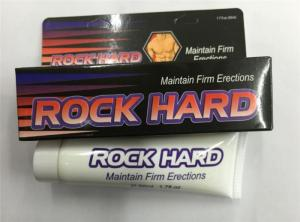 China 50ml Rock Hard Male Enhancement Cream , Natural Enlargement Cream for Men on sale
