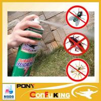 China Household pest killer pesticide spray on sale