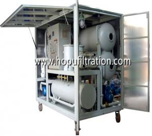 China Super High Voltage Transformer Oil Purifier,decolorization,degassing,dehydration machine on sale