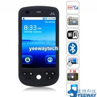 H6 Quad Band Single Card Android2.2 OS WIFI Bluetooth Camera 3.12-inch Touch Screen China Phone