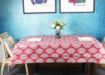 Wooden Pulp Environmental Paper Tablecloth Customized Designs