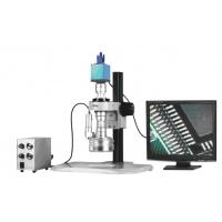 360° Rotary Viewing Angle 3D Motorized Video Zoom Measuring Microscope