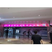 Banner / Signage Indoor Led Display Screen P3mm High Refresh Rate Magnet Module
