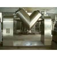 Unique V Type Granule Raw / Dry Powder Mixing Machine / Equipment