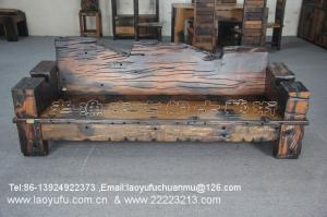 ship wood furniture. quality old ship wood furniture great wall sofa for sale e