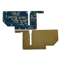 Fr4 Mixed Rogers Material Multilayer PCB High Frequency PCB  With UL Lead free Hasl
