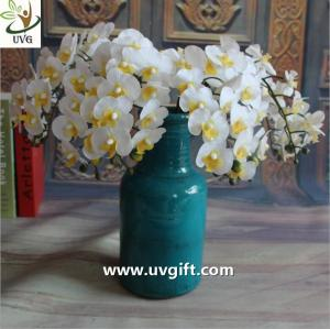 China UVG Europe style artificial latex orchids import china silk flowers for party decoration on sale