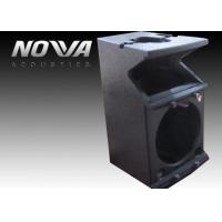 400 Watts Single Passive Nightclub Speaker Systems Line Array 12 inch