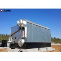 Coal Fired Biomass Steam Boiler , Bagasse Wood Fired Steam Boiler