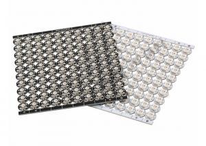 China DC5V WS2812 LED PCB Assembly 4 Pin Board Individually Addressable RGB Full Color WS2812B LED on sale