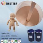 Medical Grade Liquid Silicone Rubber for Silicone Reborn Baby Dolls