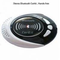 China Stereo Bluetooth Car Kit, Handsfree on sale