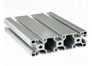 China EN AW 6060 Standard Aluminum Extrusions Heat Treated Shape Optional on sale
