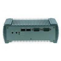 IP65 Industrial Embedded Pc , Fanless Embedded PC Wall Mount