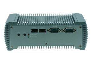 China IP65 Industrial Embedded Pc , Fanless Embedded PC Wall Mount on sale