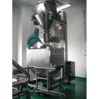 Spices Particle Hopper Lifting Machine , Foodstuff Manufacturing Plants